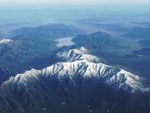 Der Anden-Gebirgszug lizenzfreies stockfoto