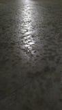 Der Anfang des Regens Stockbilder