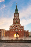Der Ankündigungsturm Yoshkar-Olastadt Russland Lizenzfreies Stockfoto
