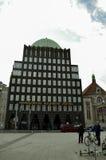 Der Anzeiger-Turm-Block Stockfoto