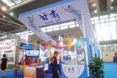 Der 9. APEC SME-Technologie Austausch und die Ausstellung Lizenzfreie Stockfotografie