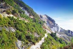 Der Apennines, Italien stockfotos