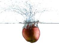 Der Apfel Stockbilder