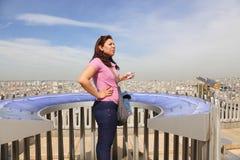 Der Arc- de Triomphespitze, Paris Stockfotos