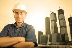 Der Architekt stockfoto