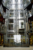 Der Aufzug. Stockfotos