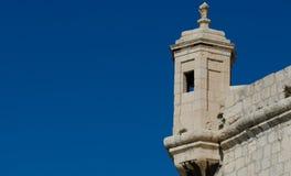 Der Ausblickturm Stockfotografie