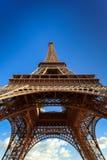 Der Ausflug Eiffel paris Stockbilder