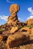 Der ausgeglichene Felsen Lizenzfreie Stockfotografie