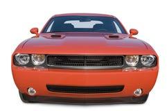 Der Ausweichen-Challenger-Muskel-Auto lizenzfreie stockbilder