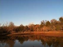 Der Autumn Pond 01 Stockfoto