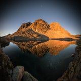 Der Azgeck See 2 Stockfotografie