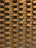 Der Backsteinmauerbeschaffenheitshintergrund lizenzfreies stockbild