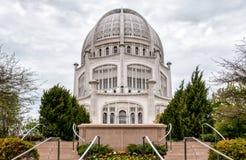 Der Baha'i-Ort der Verehrung, Chicago Lizenzfreies Stockbild