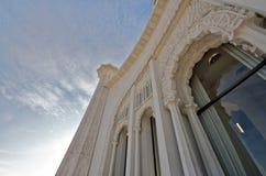 Der Baha'i Ort der Verehrung in Chicago Stockfotografie