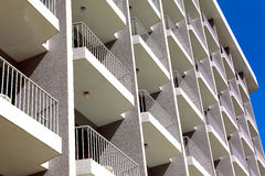 Der Balkon Lizenzfreie Stockfotografie
