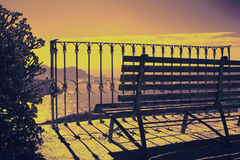 Der Balkon des Reflektors, Lizenzfreie Stockfotografie