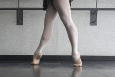 Der Ballett Barre Stockfotografie
