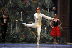 Der Ballett-Nussknacker Prinzshow Tanzen-Verzeichnis-3-The Lizenzfreies Stockfoto