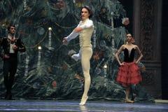 Der Ballett-Nussknacker Prinzshow Tanzen-Verzeichnis-3-The Lizenzfreies Stockbild