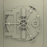 Der Banktresor Lizenzfreies Stockbild