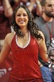 Der Basketball 2013 NCAA-Männer - Cheerleader oder Tänzer Stockfotos