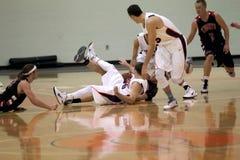 Der Basketball NCAA-Männer Stockfoto