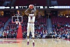 2015 der Basketball NCAA-Männer - Delaware am Tempel Stockfoto