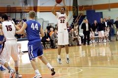 Der Basketball NCAA-Männer Lizenzfreie Stockfotos