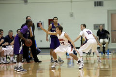 Der Basketball NCAA-Männer Stockbilder