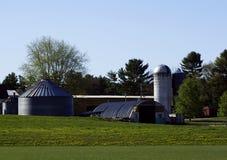Der Bauernhof lizenzfreie stockbilder