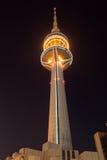 Der Befreiungs-Turm in Kuwait-Stadt Lizenzfreie Stockfotografie