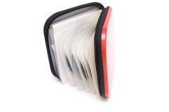 Der Behälter für CD Lizenzfreie Stockfotos