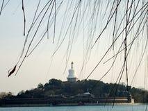 Der Beihai Park Stockfoto