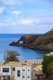 Der berühmte Strand Elefant in Aden, der Jemen Lizenzfreies Stockfoto