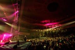 Der berühmte ukrainische Sänger Jamala Stockfotos