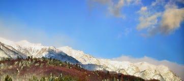 Der Berg stockbilder