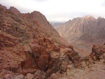 Der Berg von Mosese Lizenzfreies Stockfoto