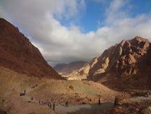 Der Berg von Mosese Lizenzfreie Stockbilder