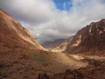 Der Berg von Mosese Lizenzfreies Stockbild