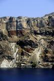 Der Bergbauraum auf die Klippenoberseite lizenzfreie stockfotos
