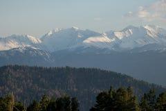 Der Berggroße Thach-Naturpark Stockfotografie