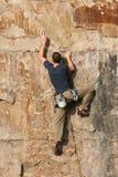 Der Bergsteiger 4 lizenzfreie stockfotografie