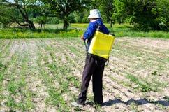 Der beste Landwirt lizenzfreies stockbild