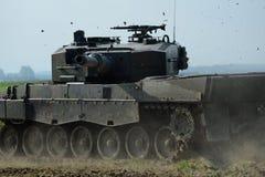 Der bewaffnete Konflikt lizenzfreies stockbild