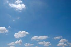 Der blaue Himmel Lizenzfreies Stockbild