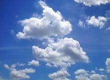 Der blaue Himmel Lizenzfreie Stockfotografie