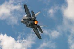 Der Blitz Lockheed Martins F-35 Lizenzfreie Stockbilder