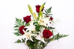 Der Blumenstrauß Lizenzfreies Stockbild