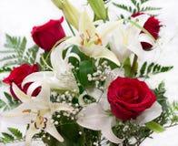 Der Blumenstrauß Lizenzfreie Stockfotografie